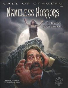 Call of Cthulhu RPG (7th Edition): Nameless Horrors